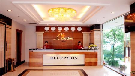 Khách sạn Luxeden Hà Nội