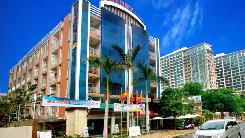 Toàn Cảnh Khách Sạn Luxury Nha Trang