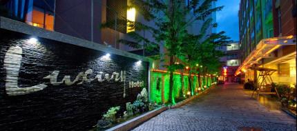 Sảnh Khách Sạn Luxury Nha Trang
