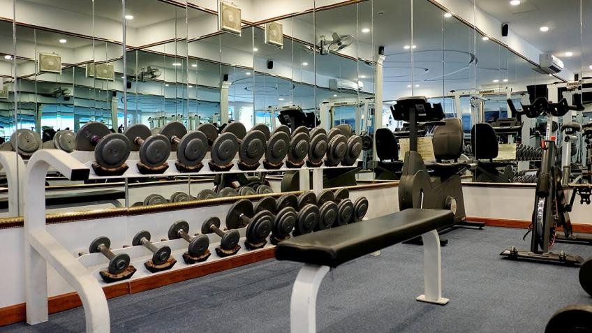Fitness Center khách sạn Majestic Sài Gòn