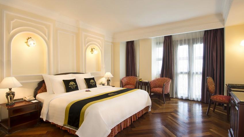 Colonial River Deluxe khách sạn Majestic Sài Gòn