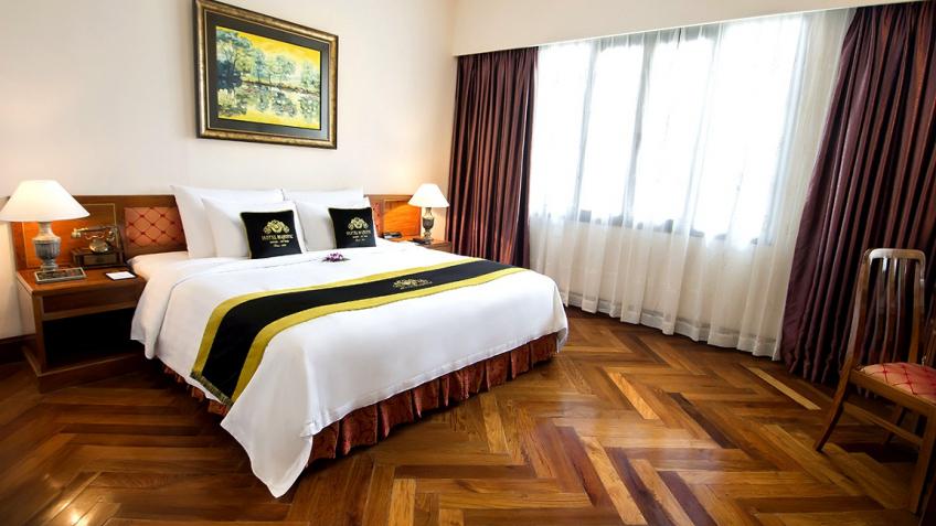 Colonial President Suite khách sạn Majestic Sài Gòn