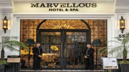 Khách sạn MarvelLous Hà Nội