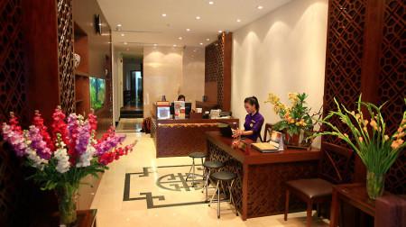Khách sạn Meracus 2 Hà Nội