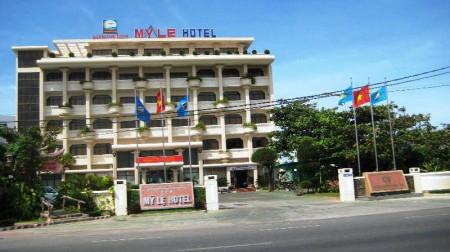 Khách sạn Mỹ Lệ Vũng Tàu (My Le Hotel)