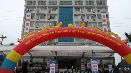 Khách sạn New Star Hà Tĩnh