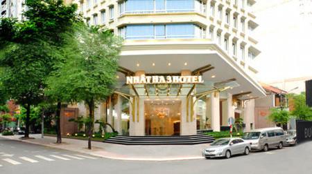 Khách sạn Nhật Hạ 3 Sài Gòn