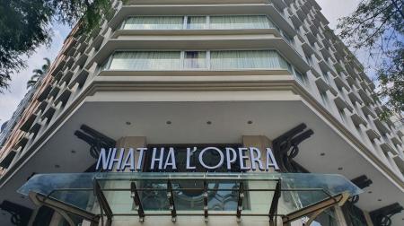 Khách sạn Nhật Hạ L'Opera Sài Gòn