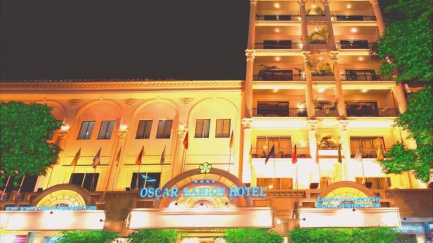 Overview Khách sạn Oscar Sài Gòn
