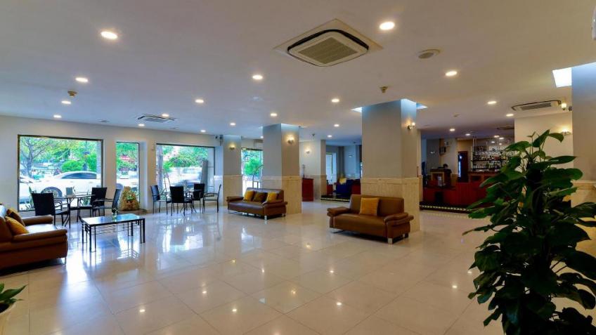 Sảnh Khách sạn Oscar Sài Gòn