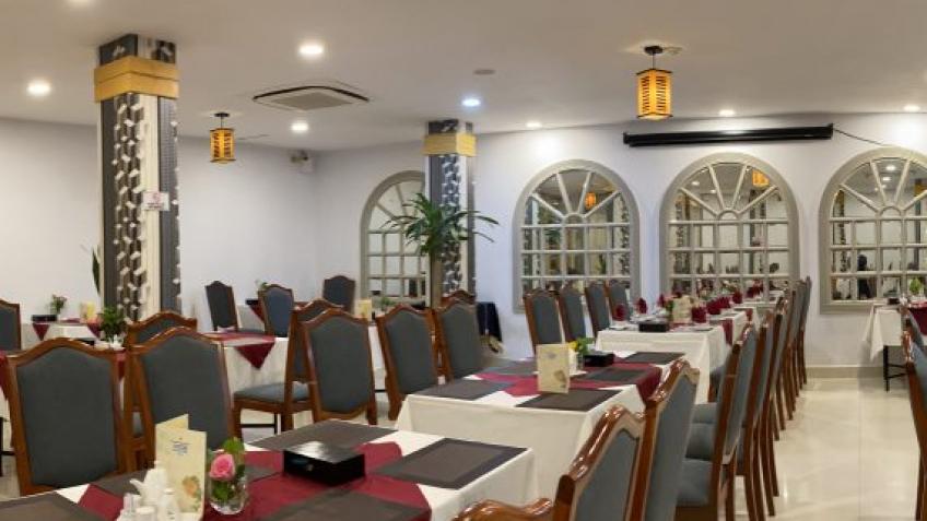 Nhà Hàng Khách sạn Oscar Sài Gòn