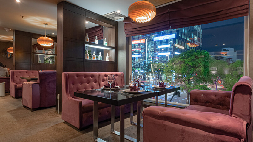 Calibre Lounge Khách sạn Palace Sài Gòn