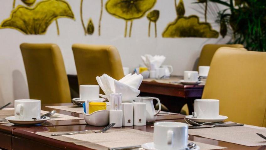 Nhà hàng Khách sạn Park View Sài Gòn