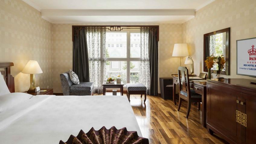 Phòng Executive Premium khách sạn Rex Sài Gòn