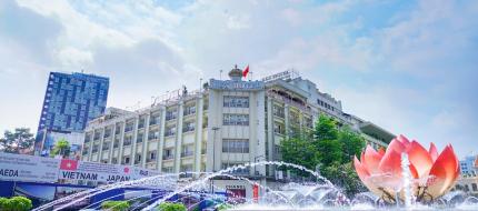 Toàn cảnh khách sạn Rex Sài Gòn