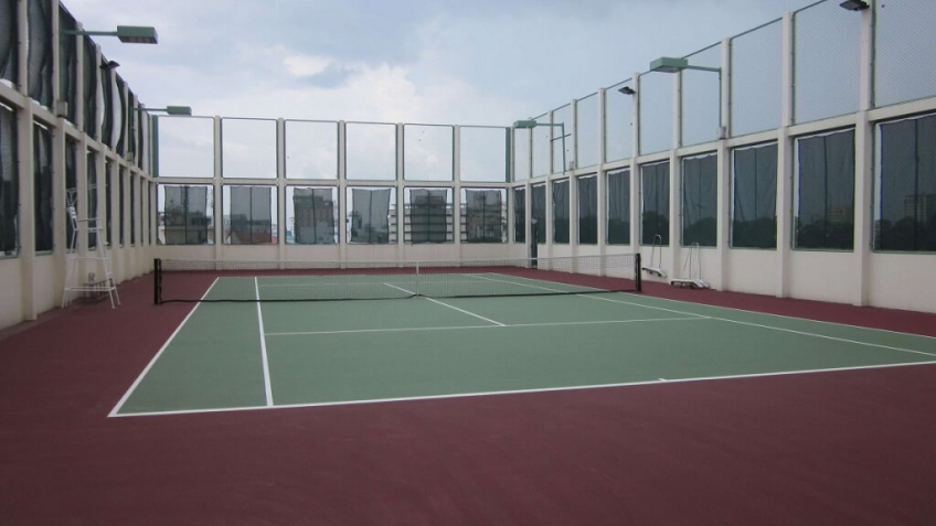 Sân Tennis khách sạn Rex Sài Gòn