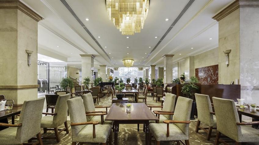 Paradise Coffee Lounge khách sạn Rex Sài Gòn