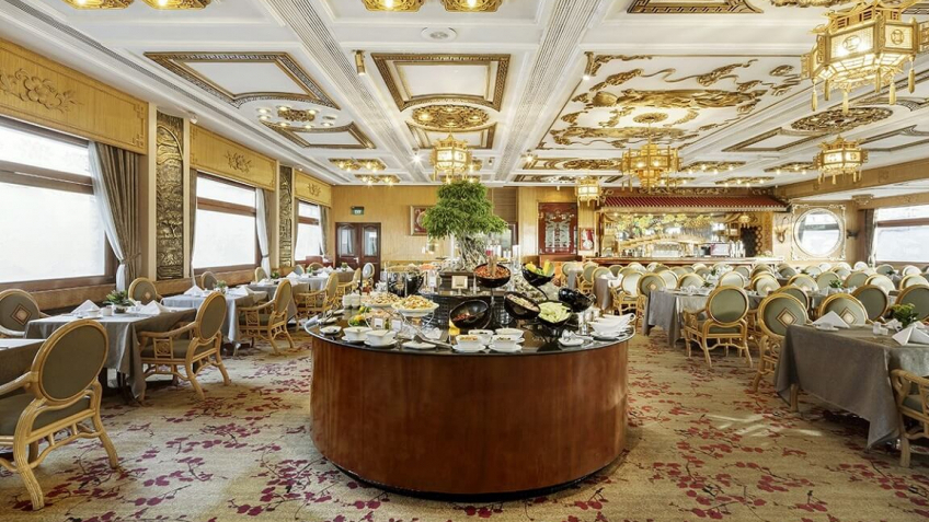 Hoa Mai Restaurant khách sạn Rex Sài Gòn