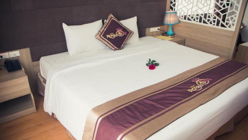 Phòng Royal Honeymoon