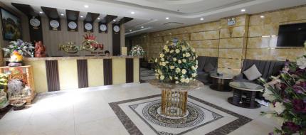 Sảnh Royal Huy Hotel