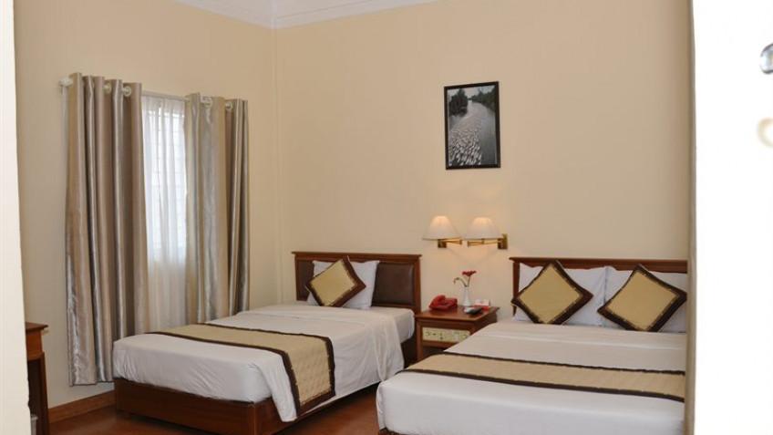 Phòng Senior Superior Khách sạn Sài Gòn Cần Thơ