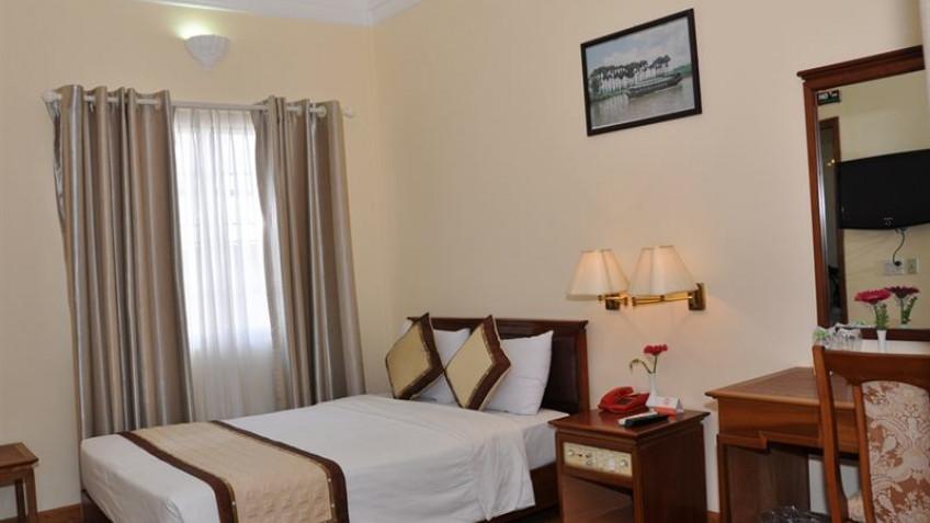 Phòng Premium Khách sạn Sài Gòn Cần Thơ