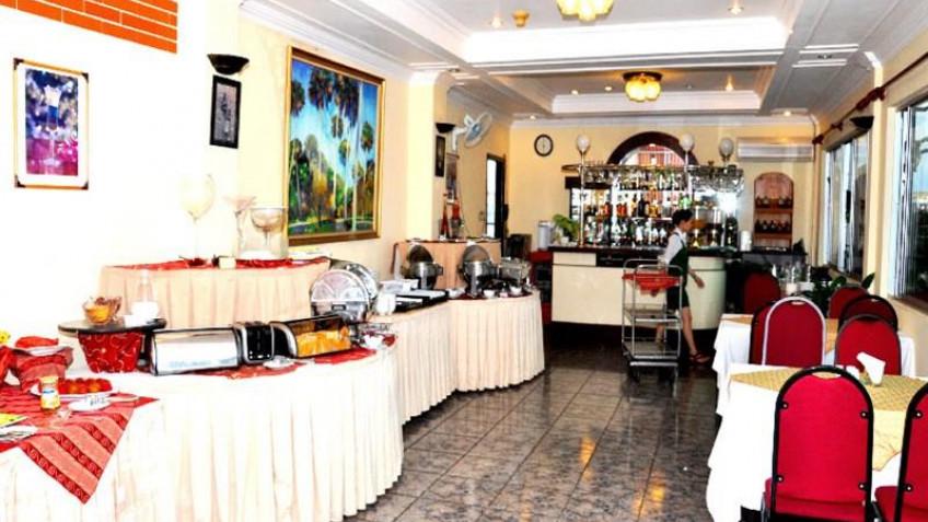 Nhà hàng Khách sạn Sài Gòn Cần Thơ