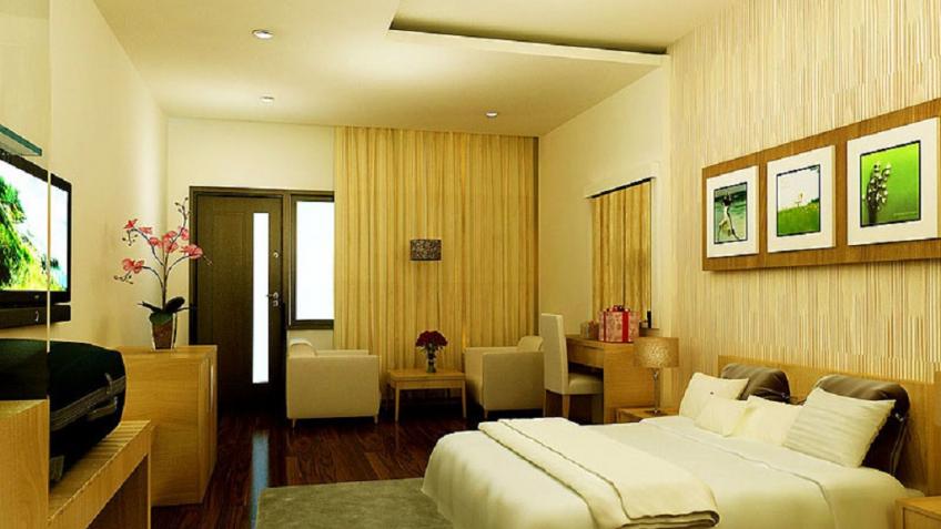 Deluxe Khách sạn Sài Gòn Cần Thơ