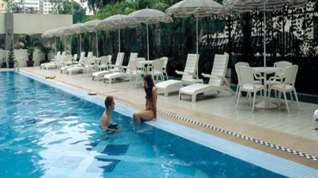 Khách sạn Sài Gòn Sky Garden
