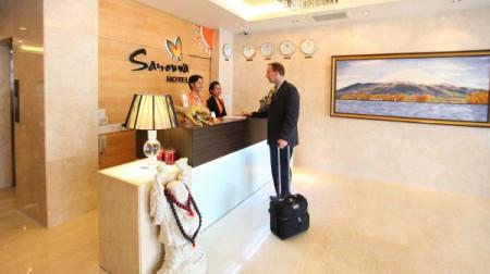 Khách sạn Sanouva Hồ Chí Minh