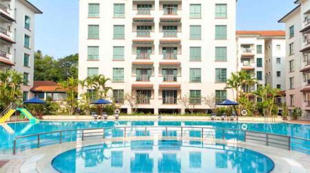 Khách sạn Diamond Westlake Suites Hà Nội