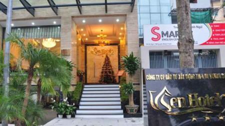 Khách sạn Sen Grand Hà Nội