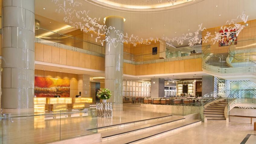 Lobby  khách sạn Sheraton Nha Trang