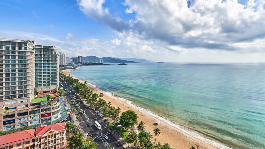 Toàn cảnh Khách sạn Sheraton Nha Trang