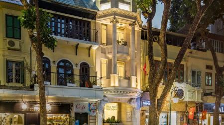 Khách sạn Silk Path Boutique Hà Nội