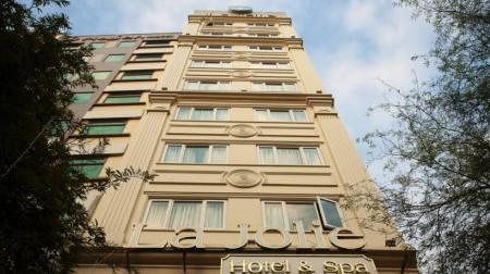 Khách sạn Silverland Jolie Hotel & Spa