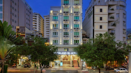 Khách sạn Silverland Sil Sài Gòn