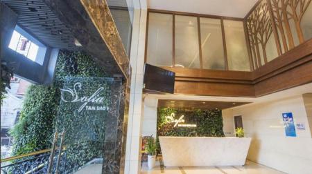 Khách Sạn Sofia Tam Đảo
