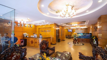 Khách Sạn Cititel Bến Thành Sài Gòn