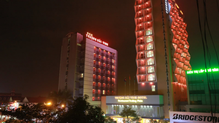 Khách sạn Thượng Hải - Vinh