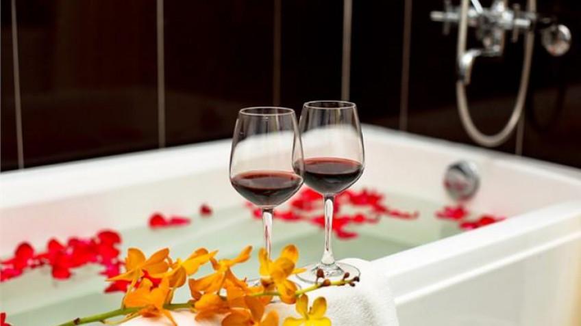 Phòng tắm Khách sạn Vạn Phát Riverside Cần Thơ