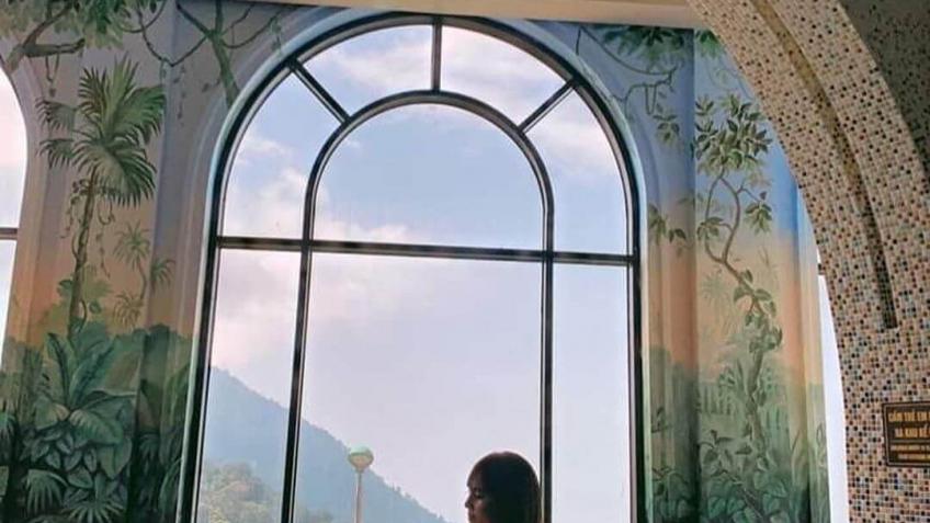 Du khách nghỉ dưỡng tại Venus Tam Đảo