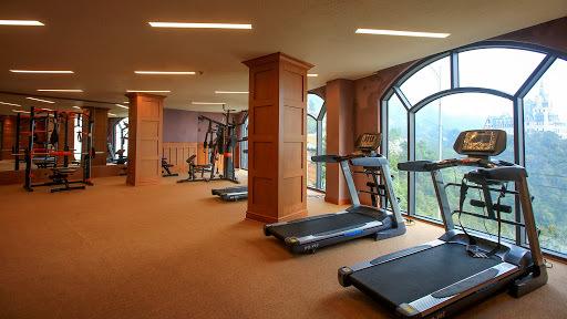 Gym Venus Hotel Tam Đảo
