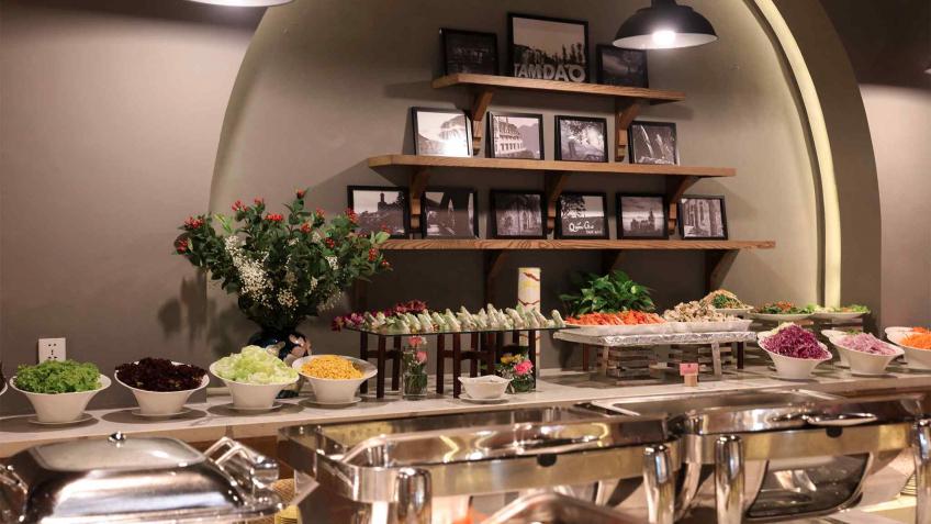 Nhà hàng Venus Hotel Tam Đảo