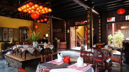 Khách sạn Vĩnh Hưng Heritage Hội An