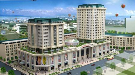 Vĩnh Trung Plaza Apartments & Hotel