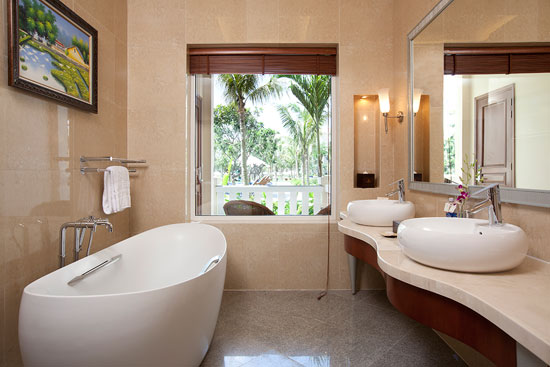 Phòng Tắm Pool View