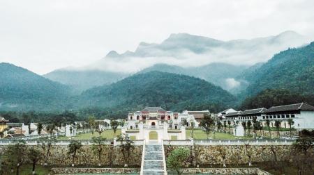 Làng Nương Yên Tử