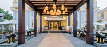 Sảnh Le Pavillon Hội An Luxury Resort & Spa