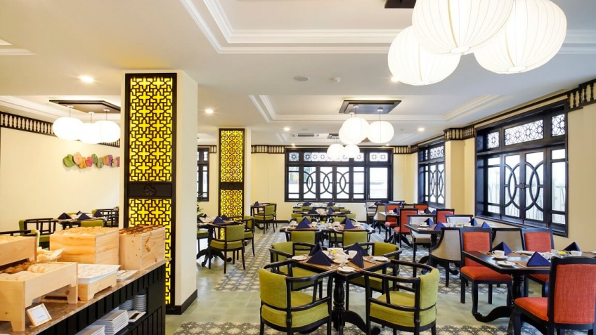 Cafe Le Pavillon Hội An Luxury Resort & Spa